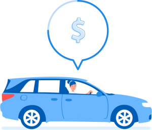 Earn extra money while driving